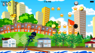 Hero Jump Pro : Transformer of battles screenshot 4