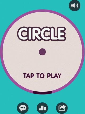 Circle Pong HD screenshot 4