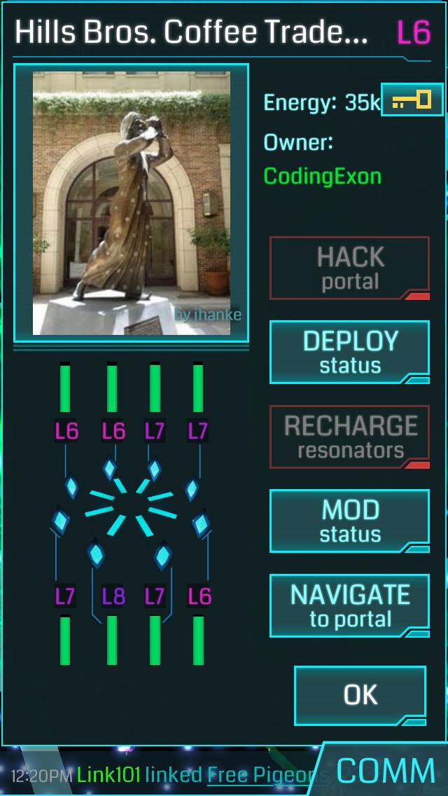 Ingress Prime screenshot 3