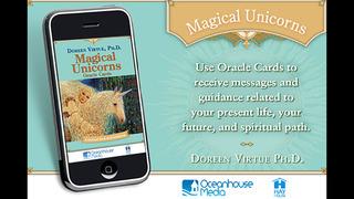 Magical Unicorns Oracle Cards - Doreen Virtue, Ph.D. screenshot 1