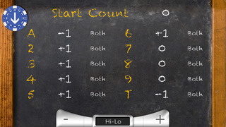 Card Counter Lite screenshot 2