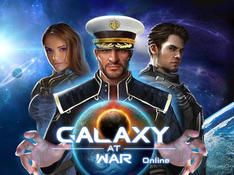 Galaxy At War Online screenshot 10