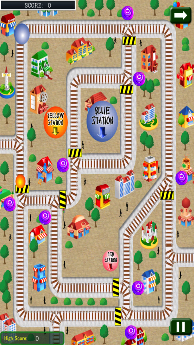 Top Traffic Ball screenshot 4