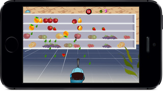 Fruit Splash HD screenshot 1