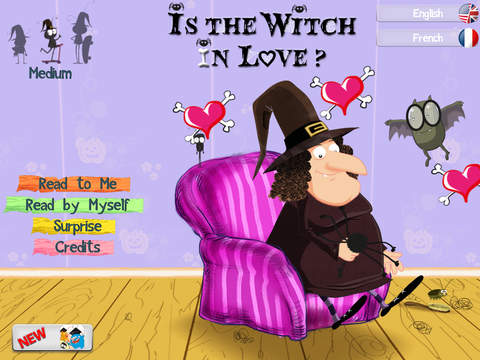 Is the Witch in Love? screenshot 6
