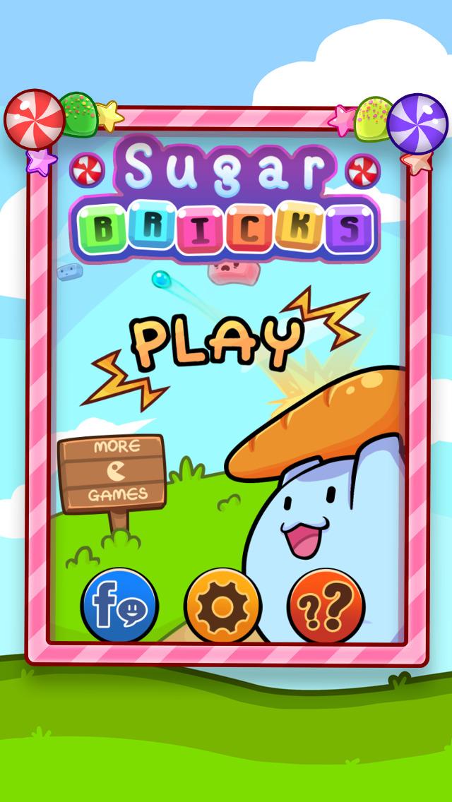 Sugar Bricks - Brick Blocks Breaker Game screenshot #5