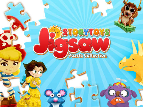 The StoryToys Jigsaw Puzzle Collection screenshot 6