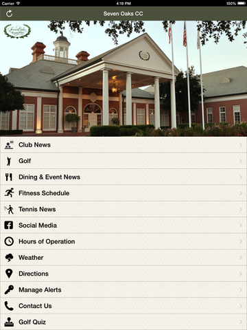 Seven Oaks Country Club screenshot 4