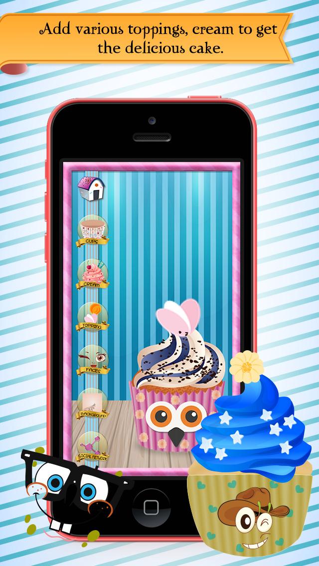 Cupcake Factory screenshot 5