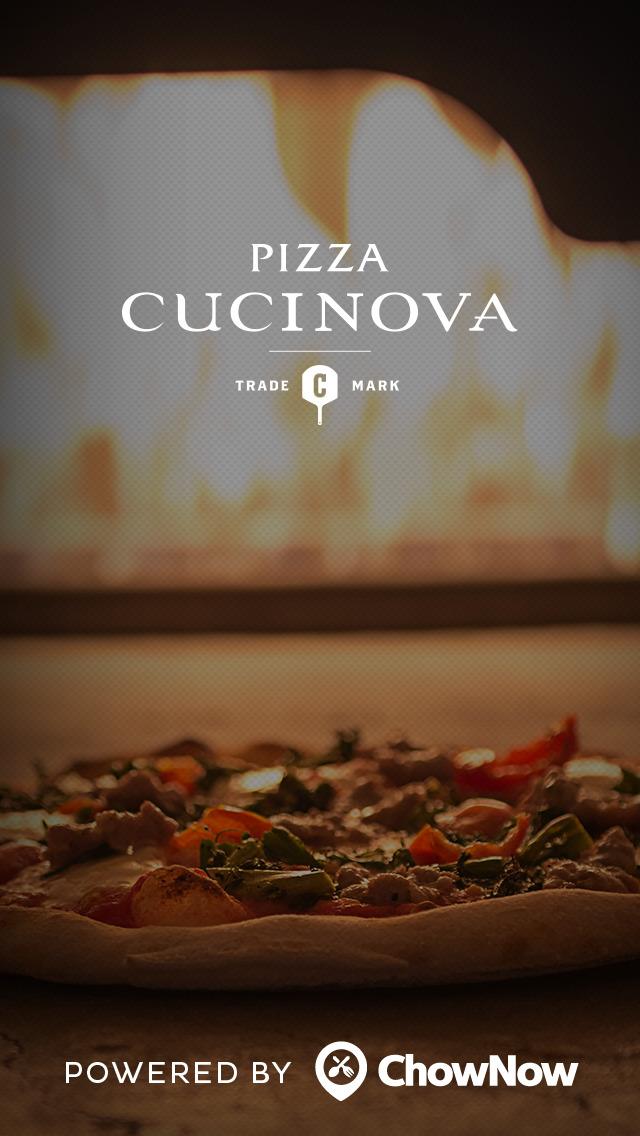 PizzaCucinova TOGO screenshot 1
