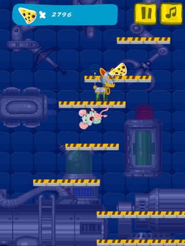 Rat in Lab: Quest for Cheese screenshot 9