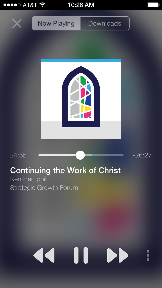 SBTC Church Revitalization screenshot 2