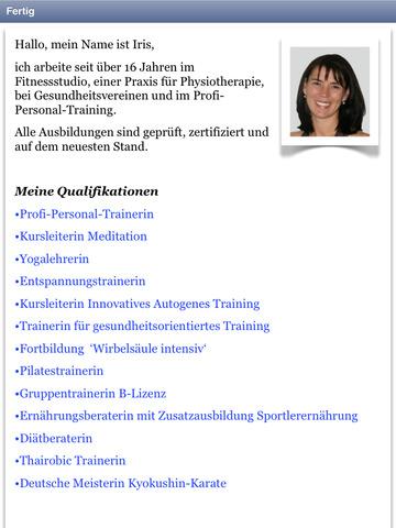 Autogenes Training für Schüler Pro screenshot 8