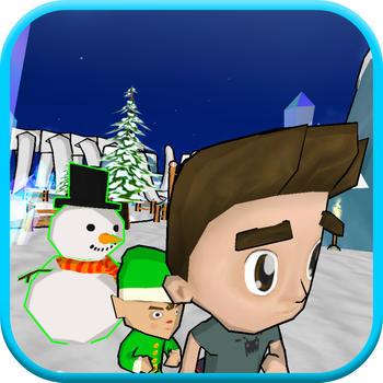 SnowMan Catcher