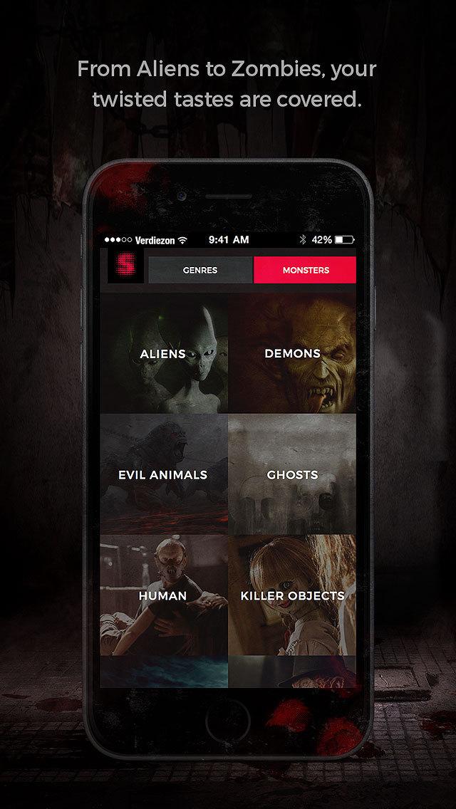 Shudder: Horror & Thrillers screenshot 2