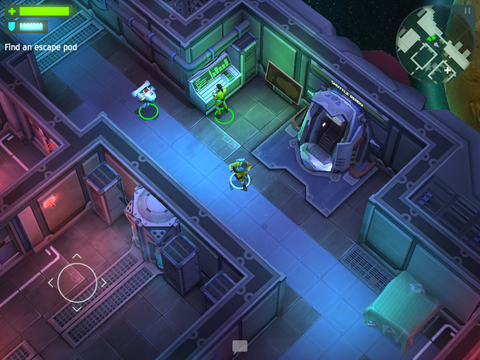 Space Marshals screenshot 6
