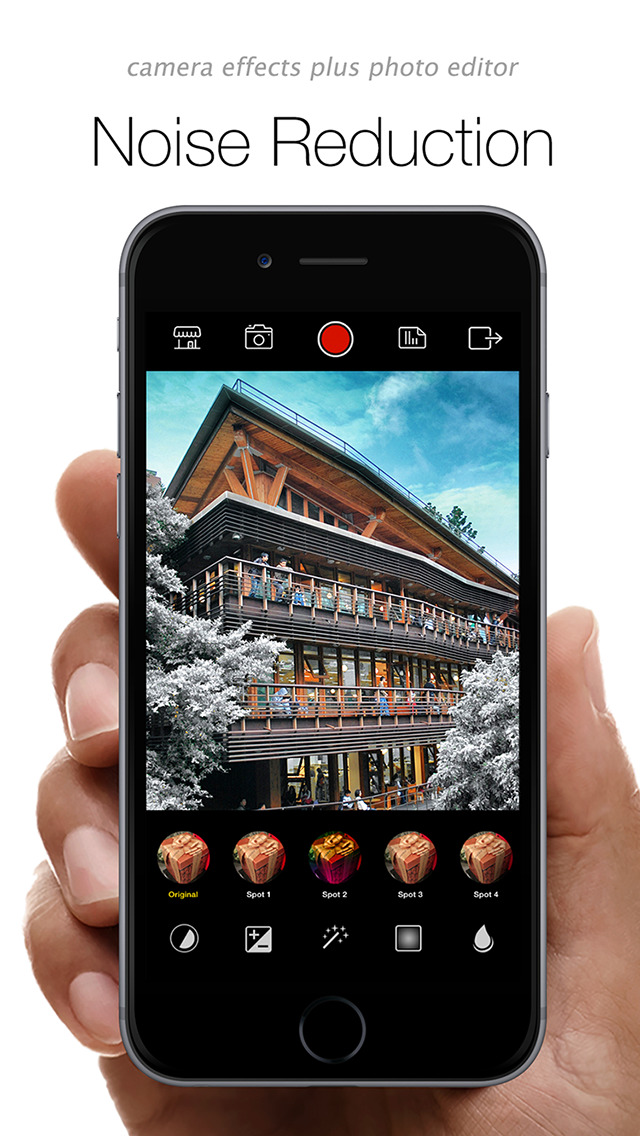 FX Creator - style photography photo editor plus camera lens effects & filters screenshot 3