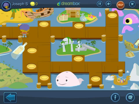 DreamBox Learning Math screenshot 1