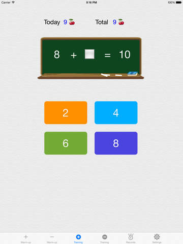Make 10,100,1000(Complementary Number Training) screenshot 5