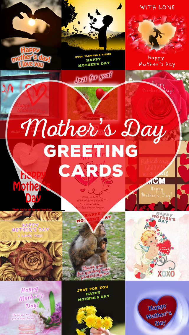 Mother's Day Picture Quotes - Greeting Cards & Images screenshot 1