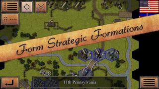 Civil War: 1863 screenshot #4