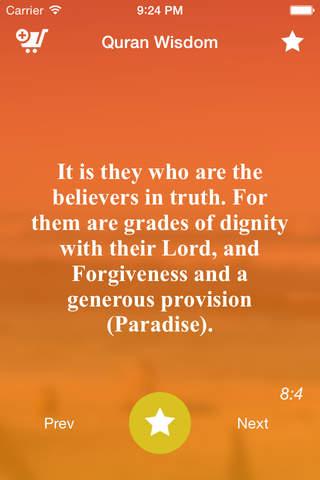 Quran Wisdom! - náhled