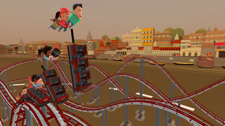 Coaster Crazy Deluxe screenshot 4