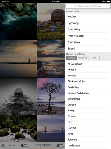 FastFeed for 500px screenshot 9