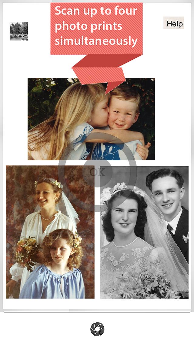 Pic Scanner: Scan Old Photos screenshot 1