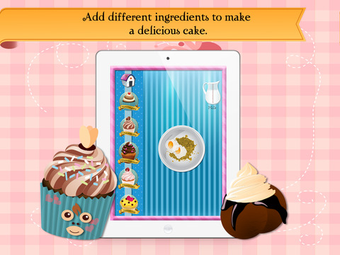 Cupcake Factory Lite screenshot 10