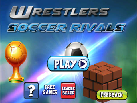 Wrestlers Rivals Pro : Soccer Of Superstars Enthusiasm screenshot 5
