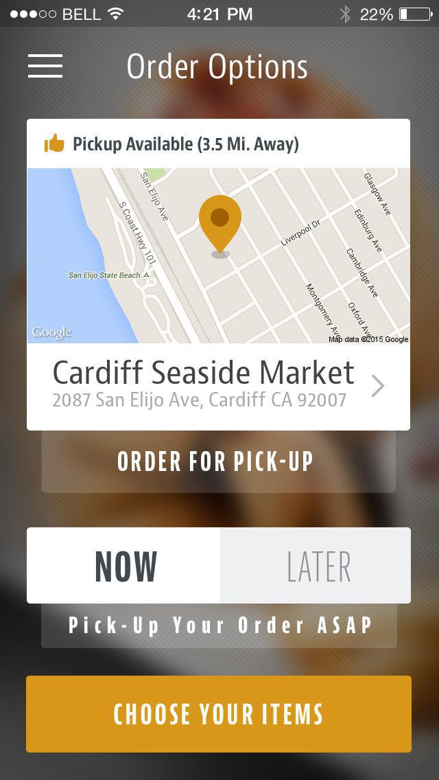 Cardiff Seaside Market screenshot 2