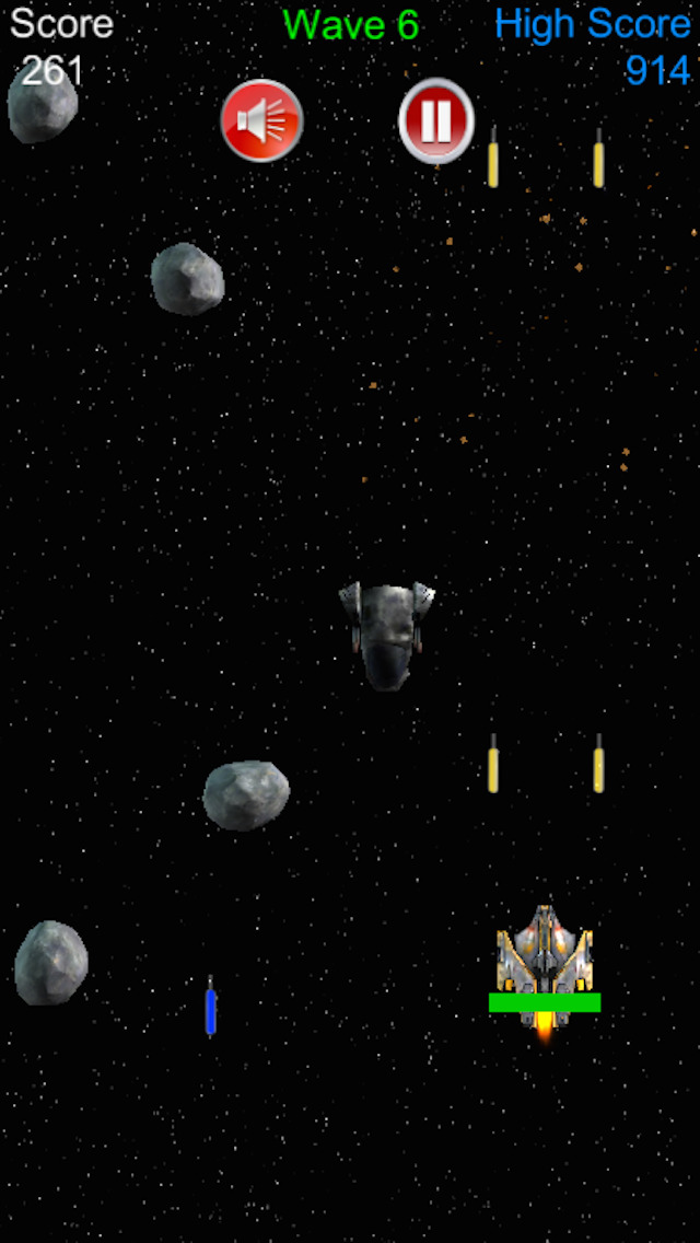 Space Shooter Free Game screenshot 3