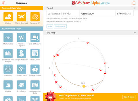 WolframAlpha Viewer screenshot 8
