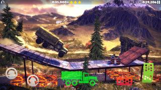 Offroad Legends 2: Mountain Rush screenshot 4