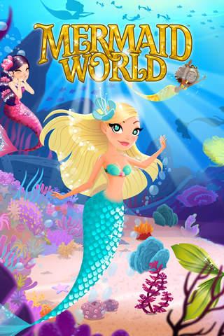 Mermaid World - náhled