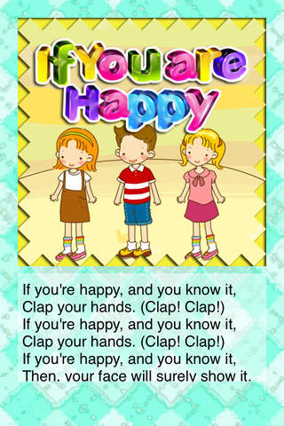Kids Song 4 - English Kids Songs with Lyrics - náhled