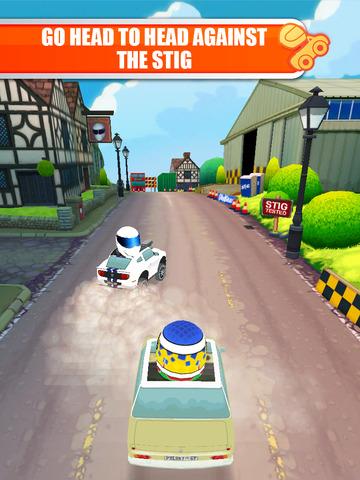 Top Gear: Race the Stig screenshot 7