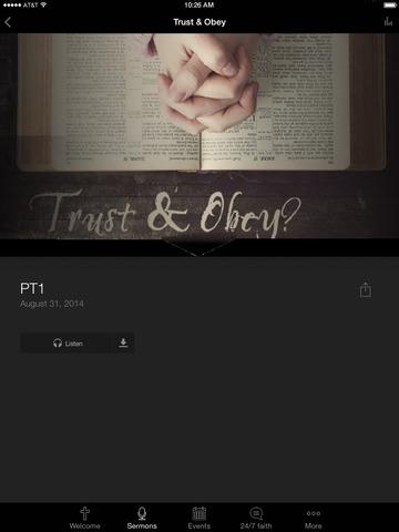 My Connect Church screenshot 6