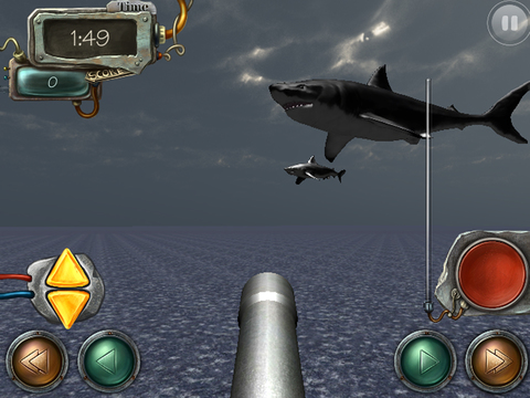 Shark Hunter 2015 screenshot 3