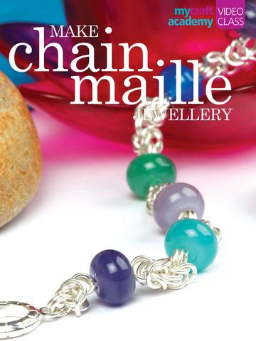 Make chainmaille jewellery screenshot 6