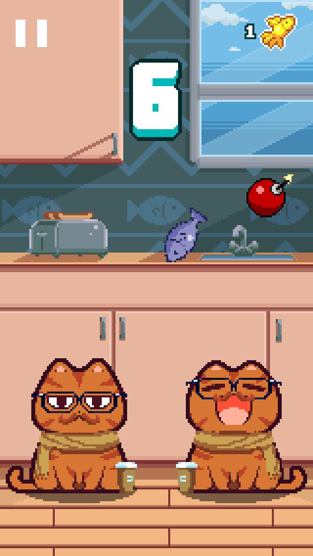 Nom Cat screenshot 2