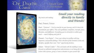 The Psychic Tarot Oracle Cards - John Holland screenshot 3