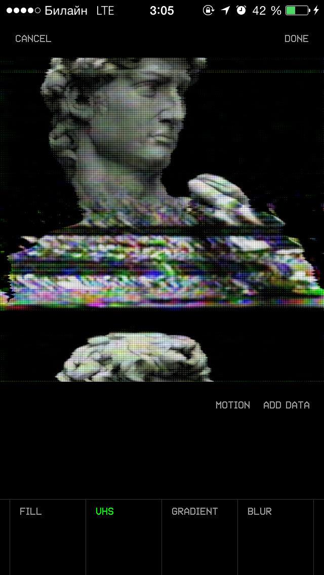 Glitché: Video, Photo, AR screenshot 3