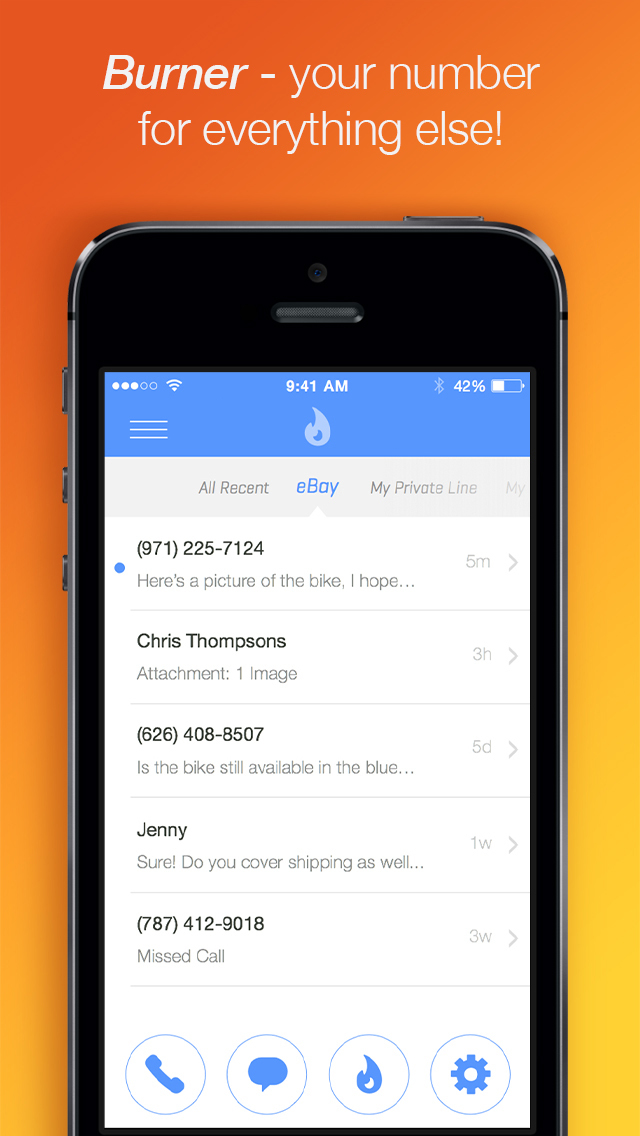 Create and Use Disposable Phone Numbers on Your iPhone With