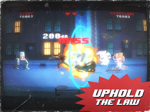 Kung Fury: Street Rage screenshot 8