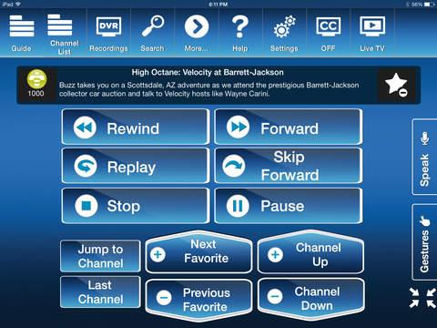 U-verse Easy Remote screenshot 2
