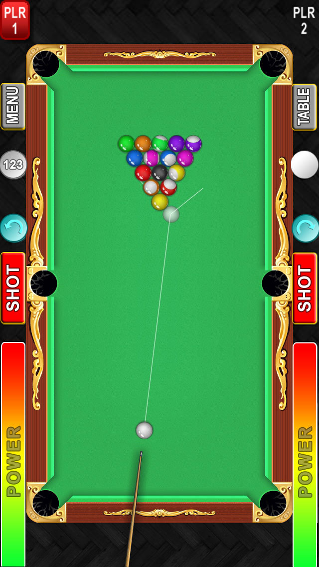 Pool screenshot 1