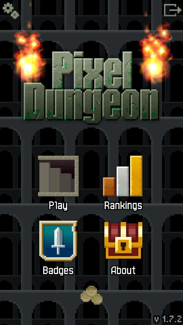Pixel Dungeon screenshot 1
