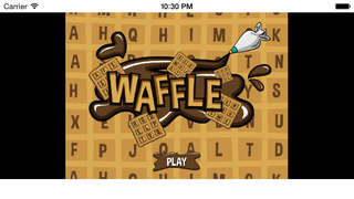 Waffle - The word Game screenshot 4